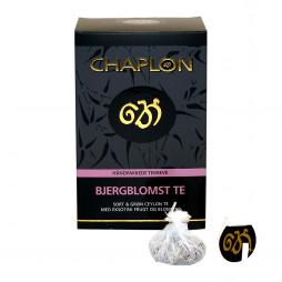 Bjergblomst te fra Chaplon Tea i tebreve