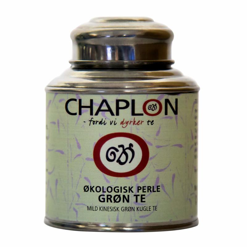 Grøn Perlete fra Chaplon Tea