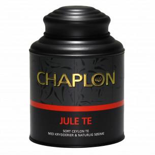 Julete fra Chaplon Tea i dåse