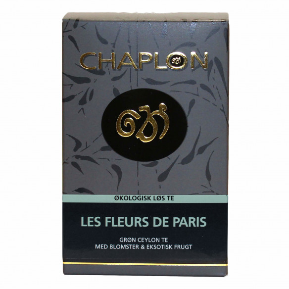 Les fleur de Paris te fra Chaplon Tea i refill æske