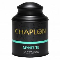 Mynte te te Chaplon Tea i dåse