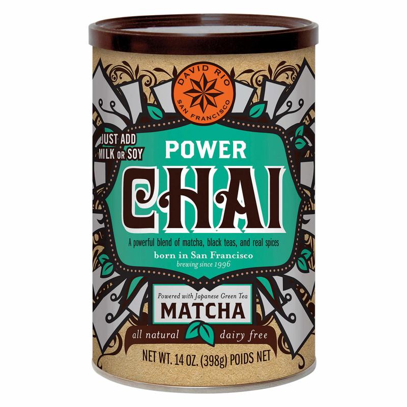 Power Chai fra David Rio - 398 gram