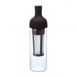 """Brun """"filter-in"""" koldbrygger til iskaffe fra Hario, 0,65 l"""