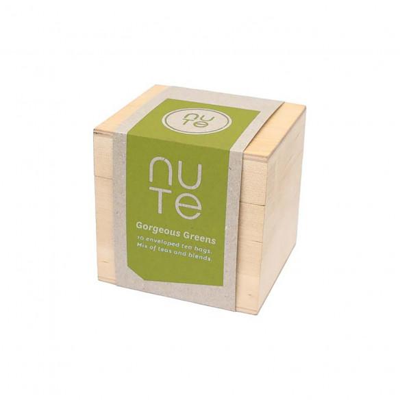 Gorgeous Greens gaveæske fra NUTE