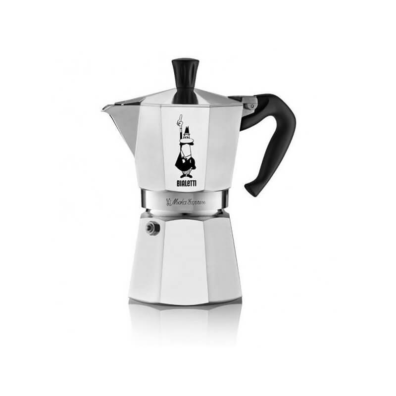 Moka Express espressokande til 6 kopper fra Bialetti