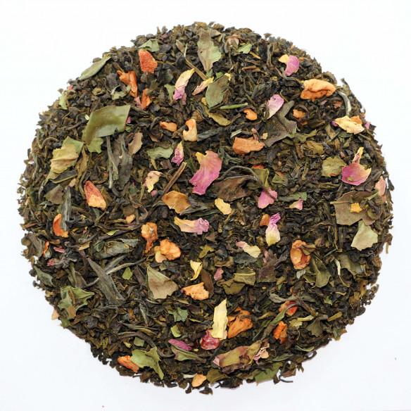 Hvid og grøn kvæde te fra Chaplon Tea, 700 gram