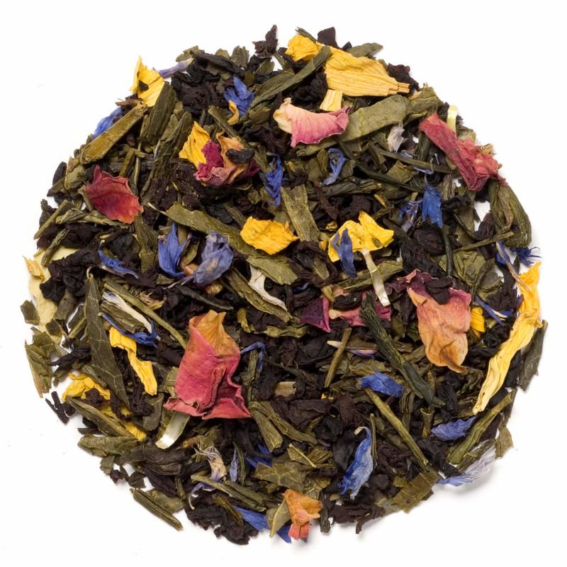 Bjergblomst te fra Chaplon Tea - 100 tebreve