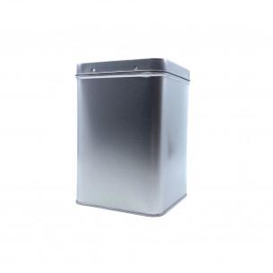 Sølvdåse firkantet, 500g fra NORU
