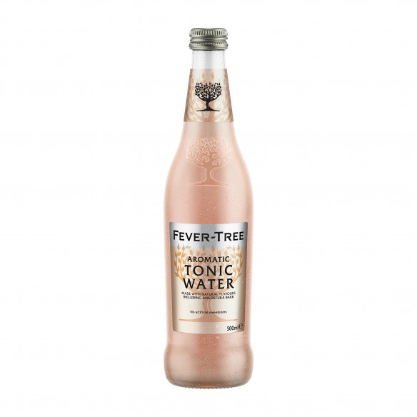 Fever Tree Aromatic Tonic Water - 500 ml.
