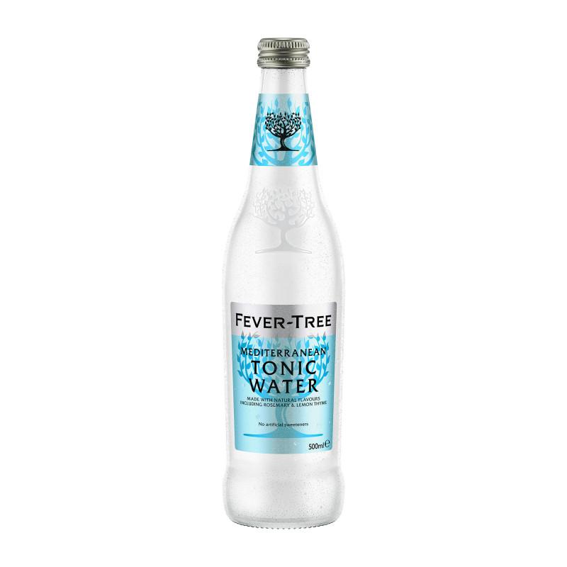 Fever-Tree Mediterranean Tonic Water - 500 ml.