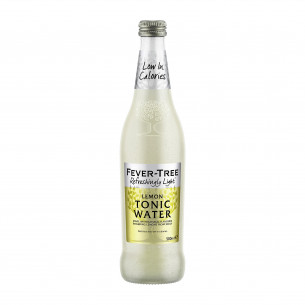 Fever-Tree Refreshingly Light Sicilian Lemon Tonic Water - 500 ml.
