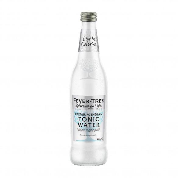 Fever-Tree Refreshingly Light Tonic Water - 500 ml.