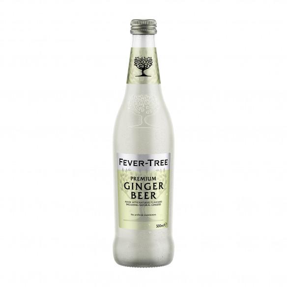 Fever-Tree Ginger Beer - 500 ml.