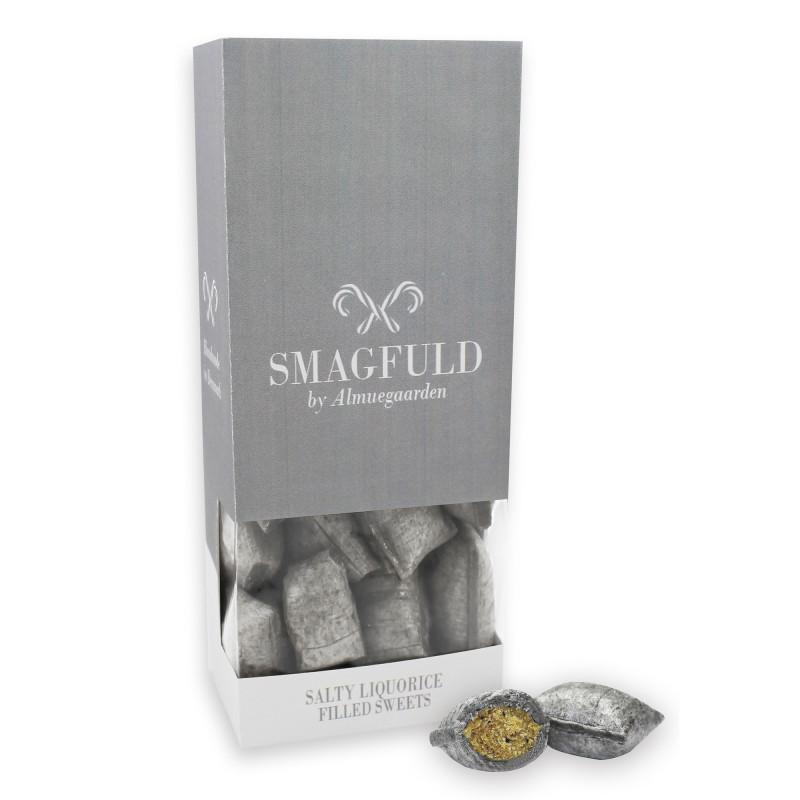Smagfuld Bolcher, salt lakrids - 110 gram