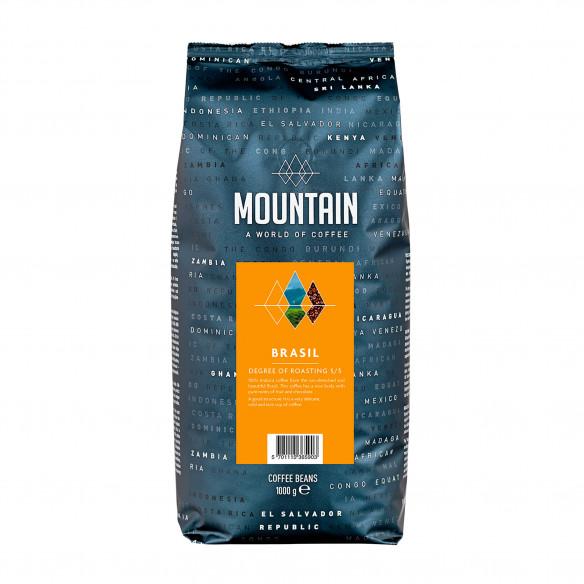 Mountain Brasil Kaffebønner