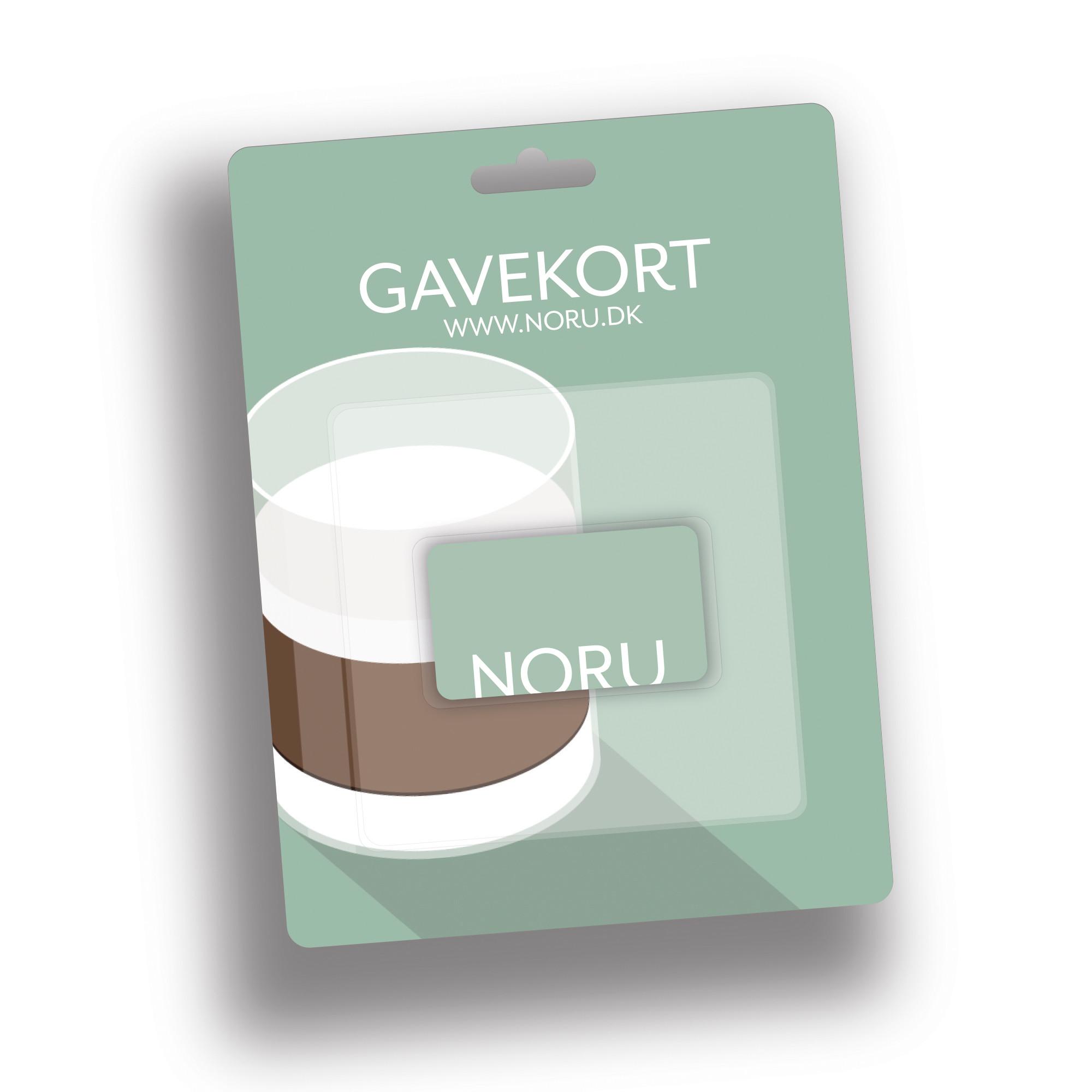 Billede af Gavekort til NORU