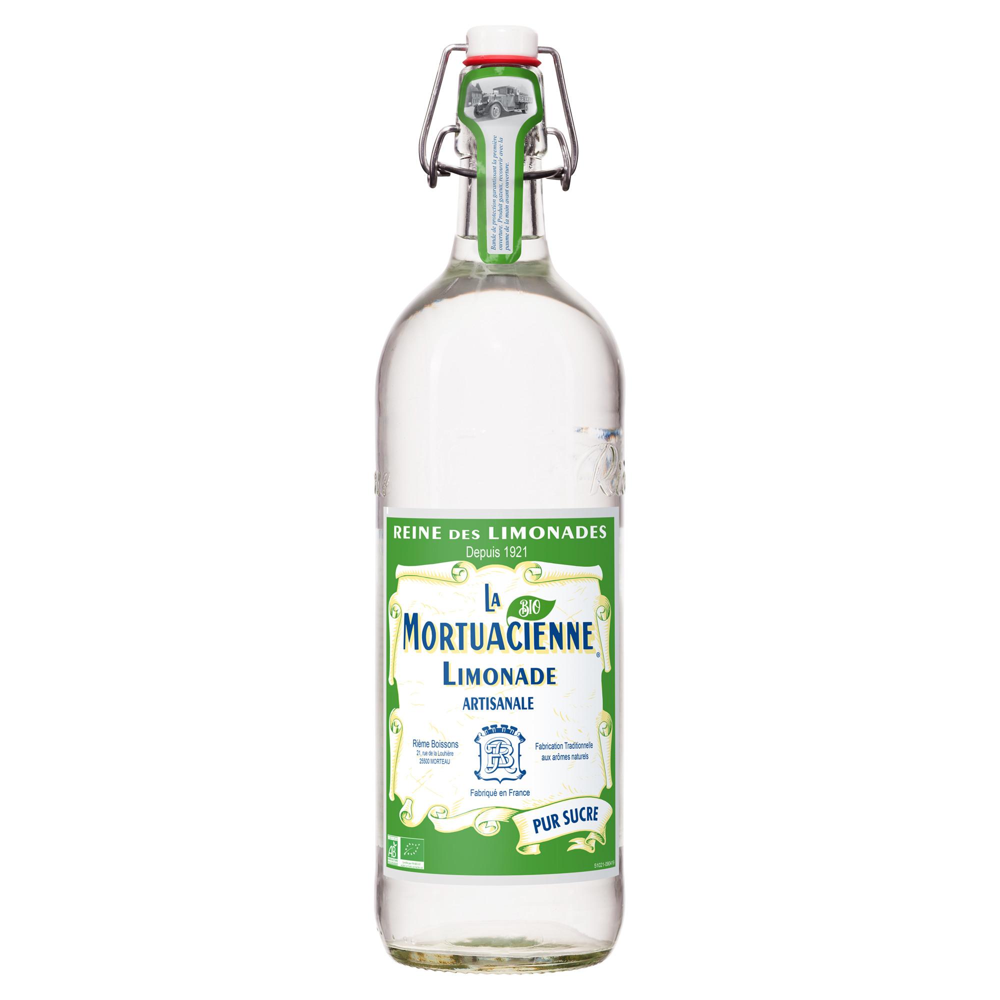 Riéme Boissons Riéme Organic Lemonade