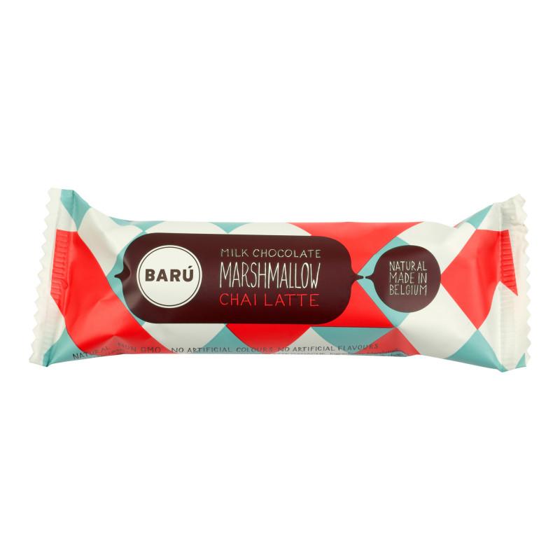 Milk Chocolate Chai Latte Bar fra Barú - 30 gram