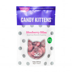 Candy Kittens Blueberry Bliss - 125 gram