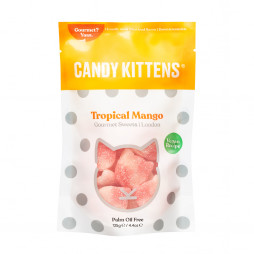 Candy Kittens Tropical Mango - 125 gram