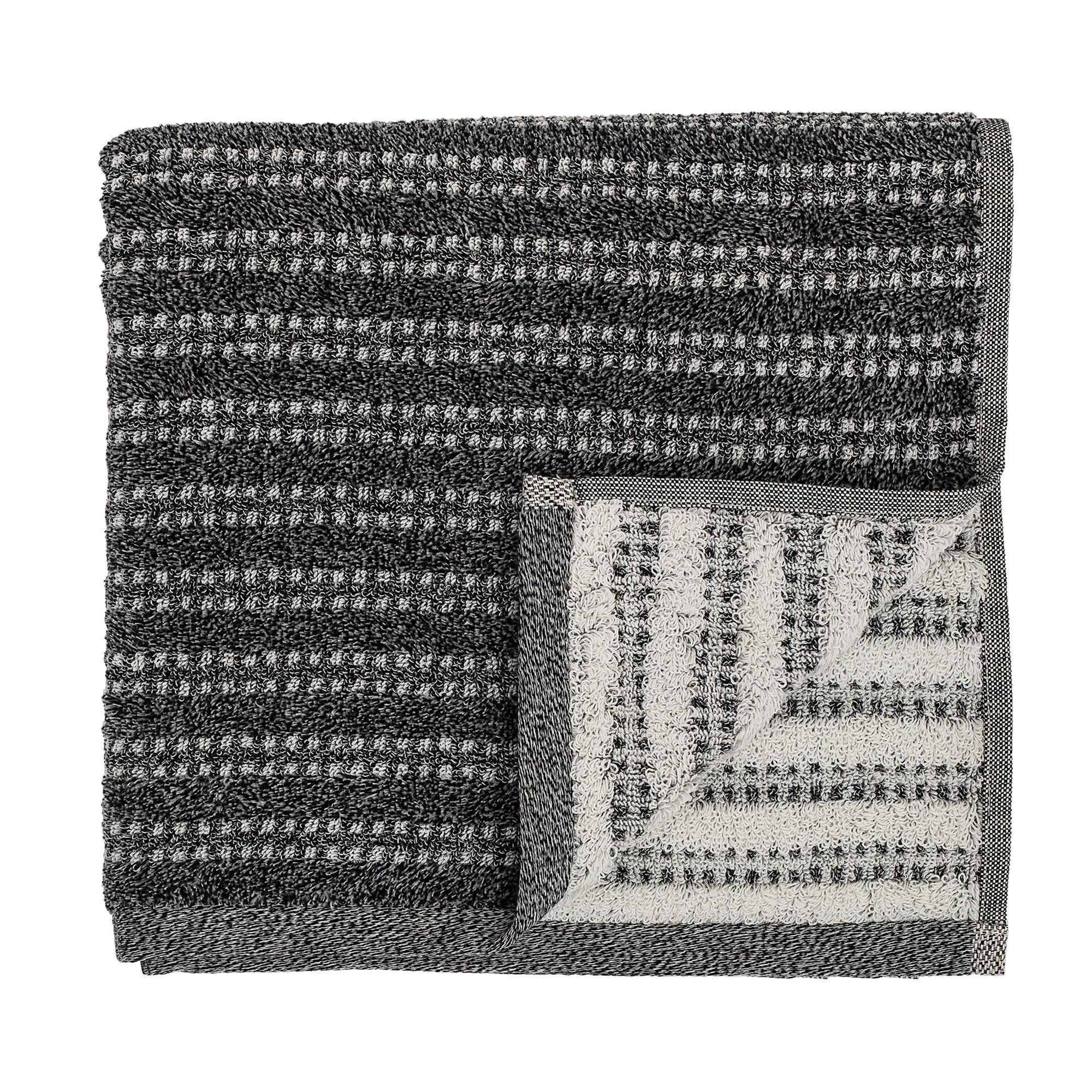 Billede af Tacca håndklæde, Sort