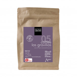 Las Gravalias fra Estate Coffee - 200 gram hele bønner