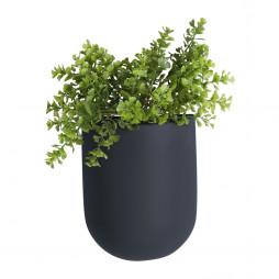 Væg blomsterkrukke. Blå Oval fra Present Time.