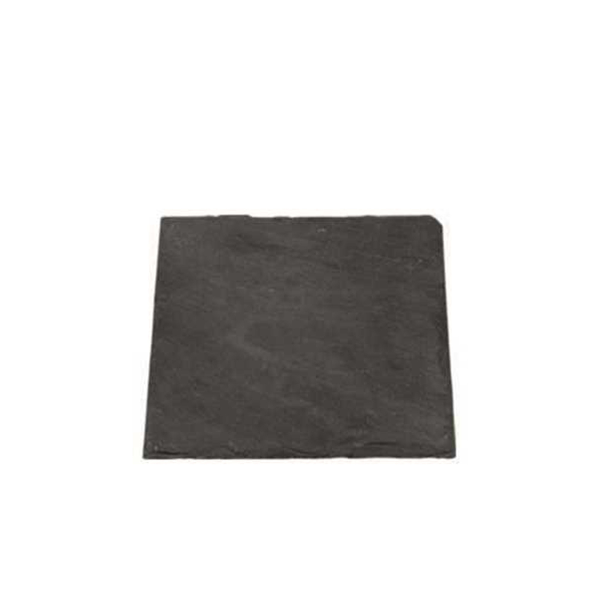 Skifer fad, firkantet – 10×10 cm