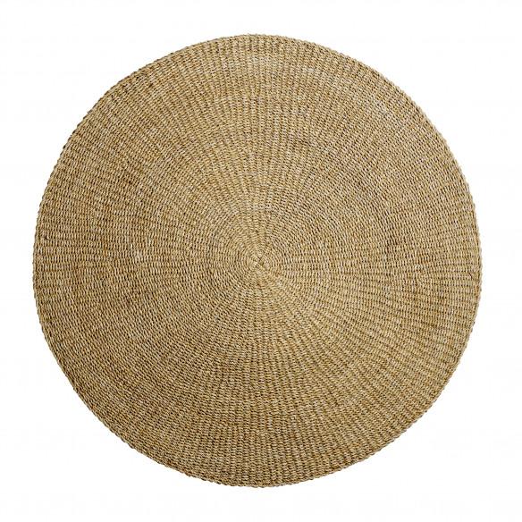 Acen søgræstæppe - stort. Fra Bloomingville 200 cm i diameter