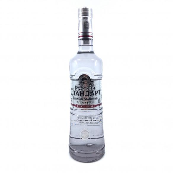 Platinium Vodka fra Russian Standard