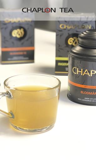 Se Danmarks største udvalg af Chaplon Tea