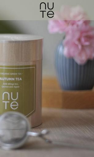 Se det store udvalg af te fra NUTE Organic